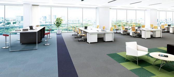 オフィスのカーペットを掃除する方法について